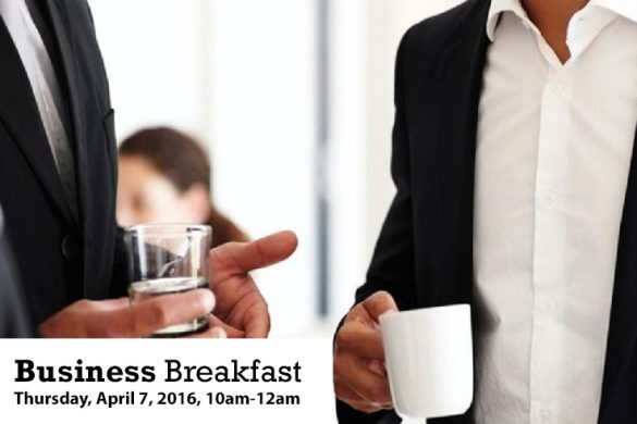 Business Breakfast_SAM