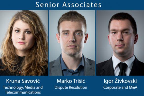 senior associates